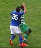 Sporting B 2 - Feirense 2, Crónica