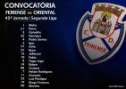 Convocatória | 45ª Jornada, Segunda Liga