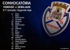 Convocatória | 41ª Jornada Segunda Liga